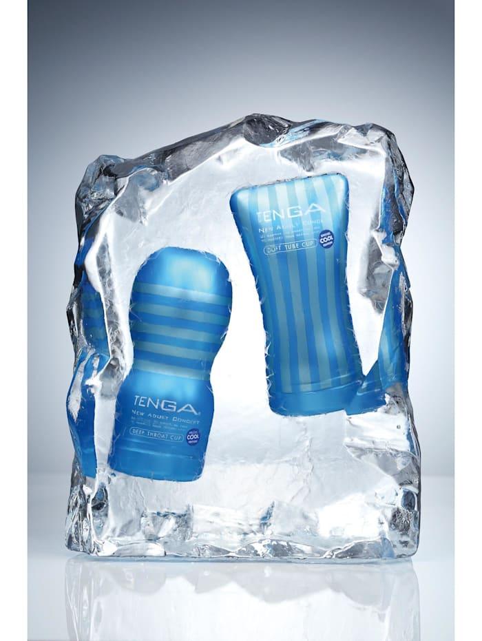 TENGA Masturbator Deep Throat Cup, blau
