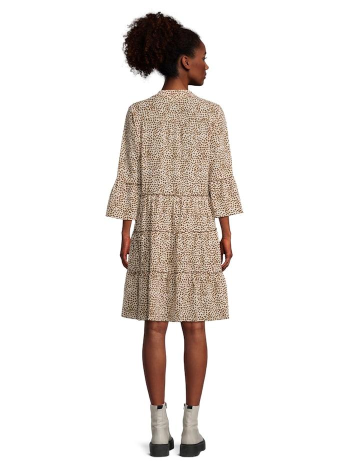 Casual-Kleid knielang