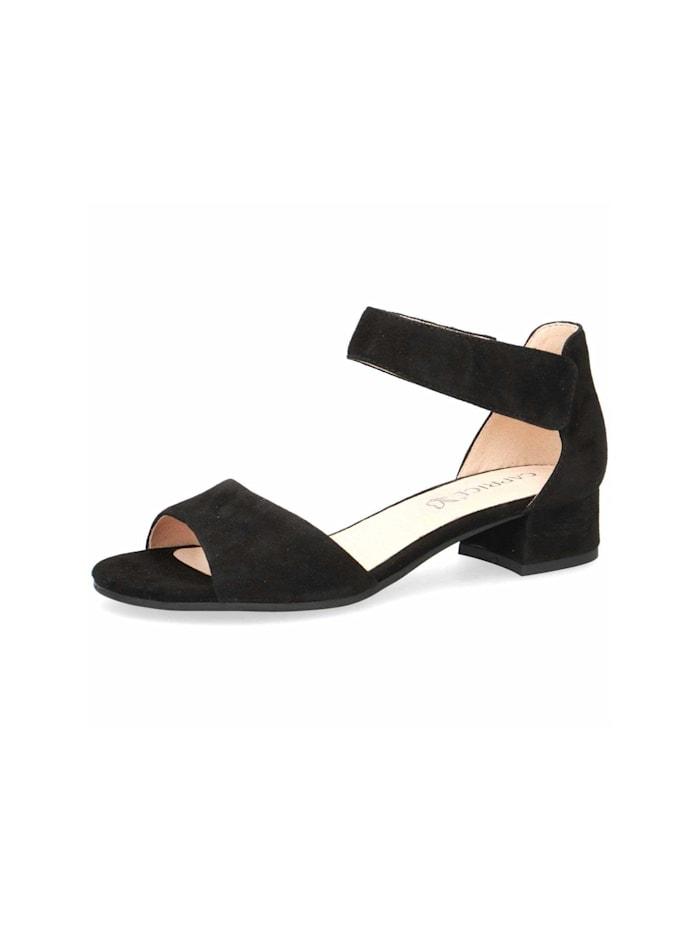 Caprice Sandale von Caprice, schwarz