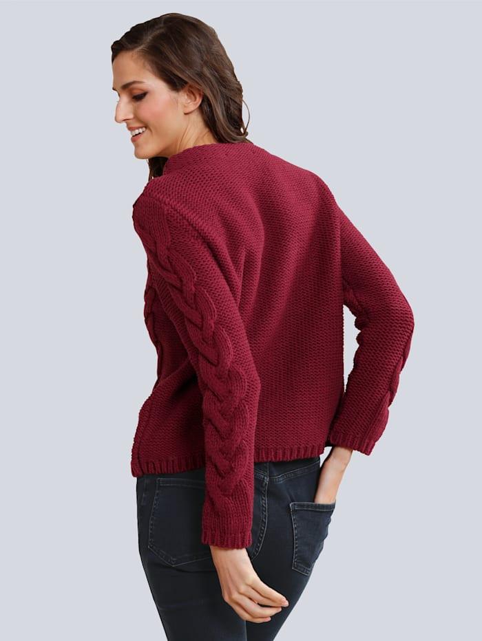 Pullover in dicker Qualität