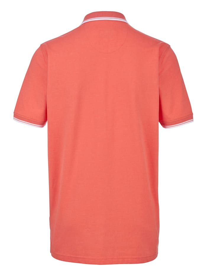 Poloshirt mit Brusttasche