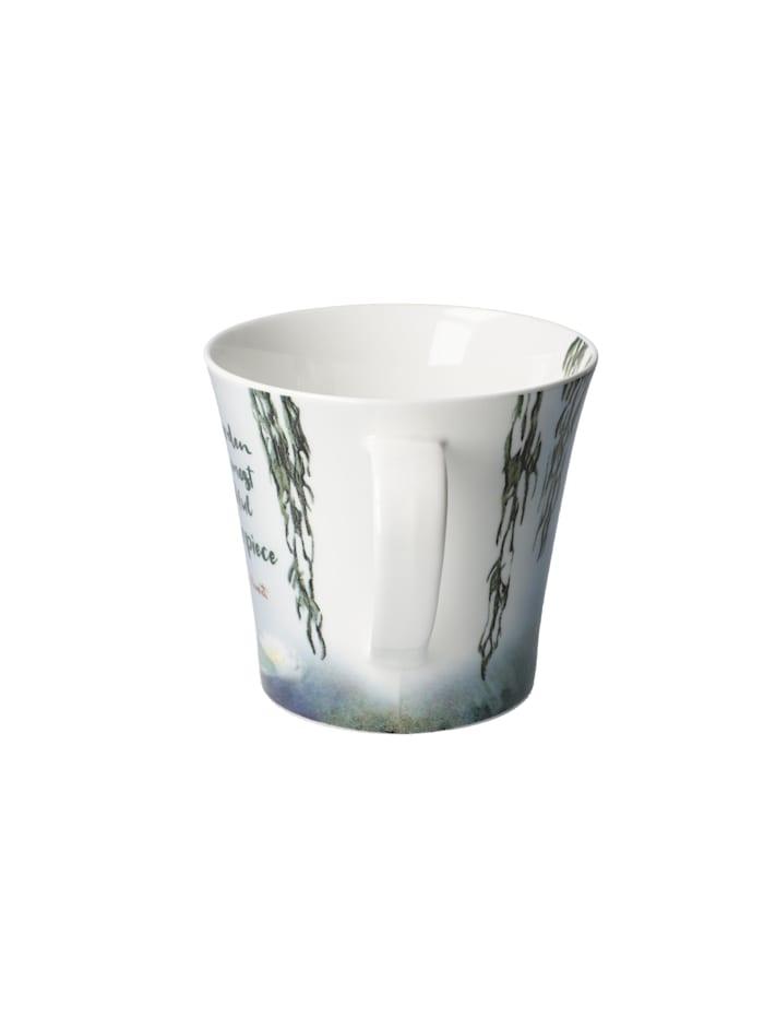 Goebel Coffee-/Tea Mug Claude Monet - My Garden is...