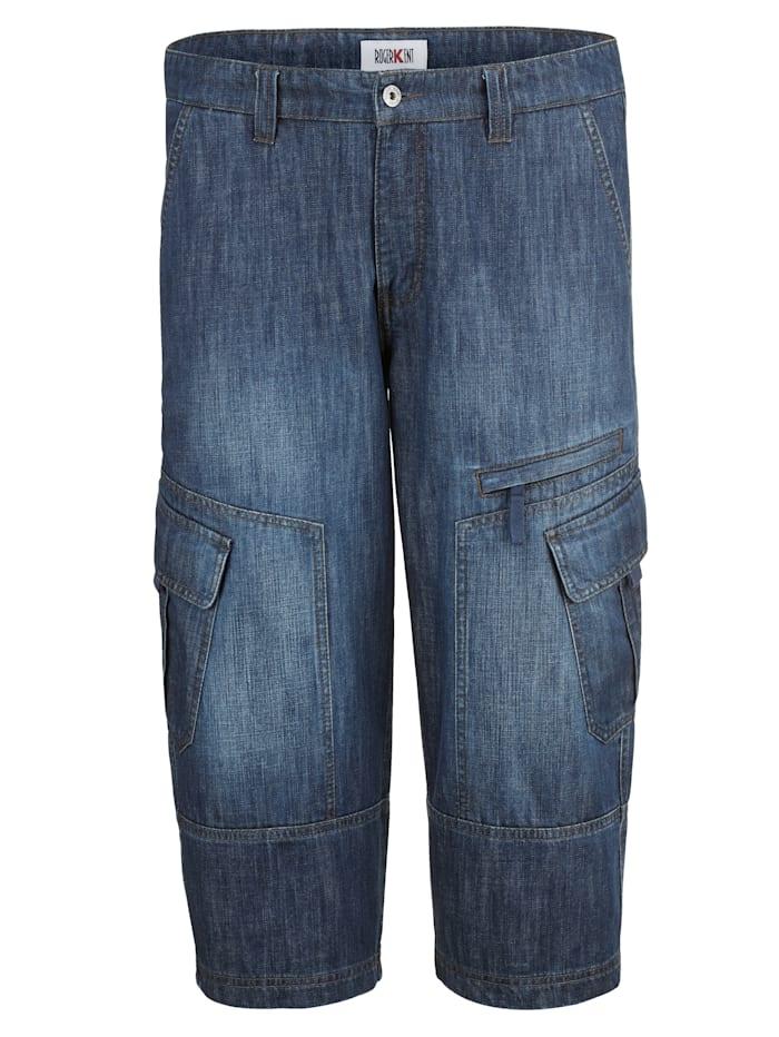 Roger Kent Shorts i skatermodell, Blue stone