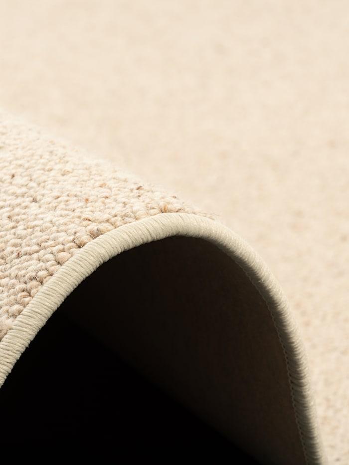 Natur Teppich Wolle Berber