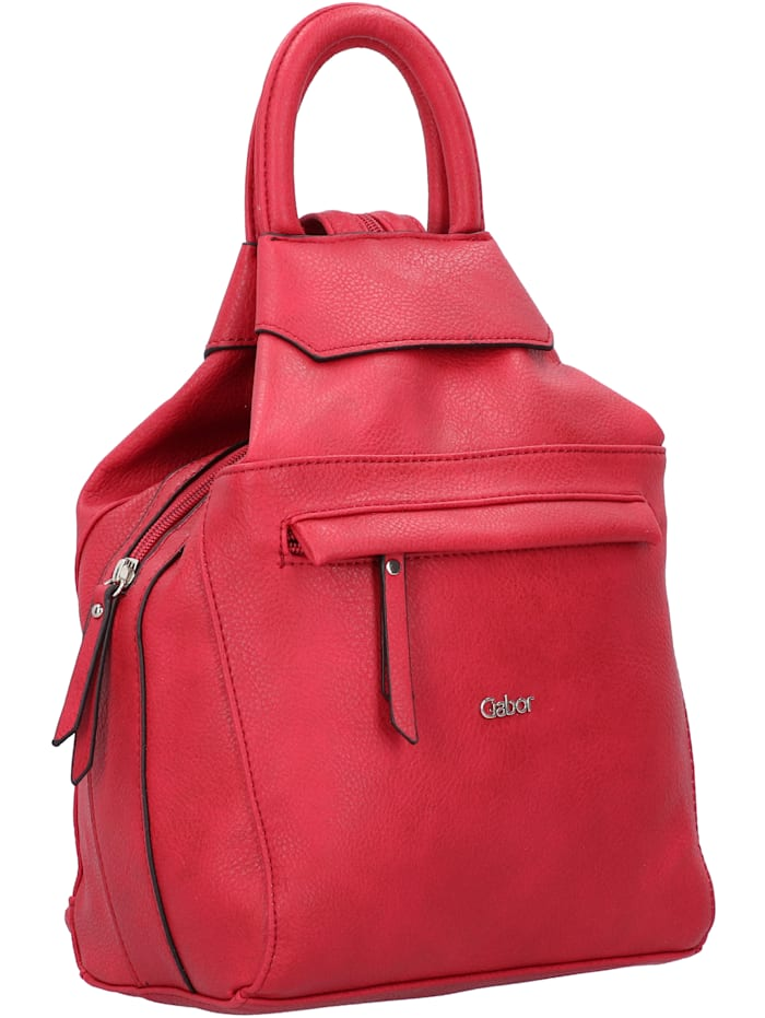 Gabor Mina City Rucksack 21 cm, red