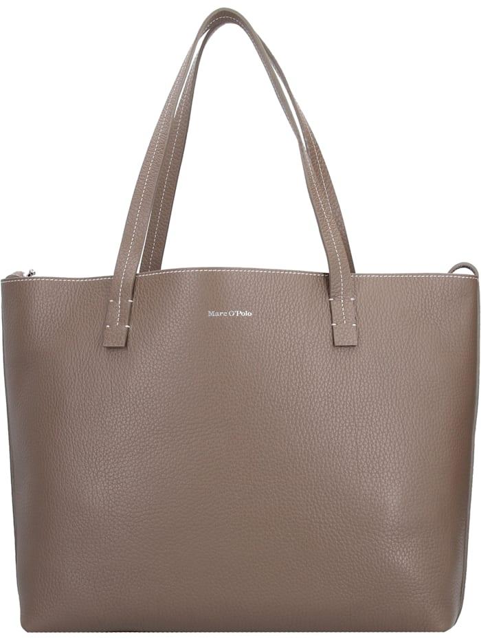 Marc O'Polo Shopper Tasche 39 cm, nutshell brown