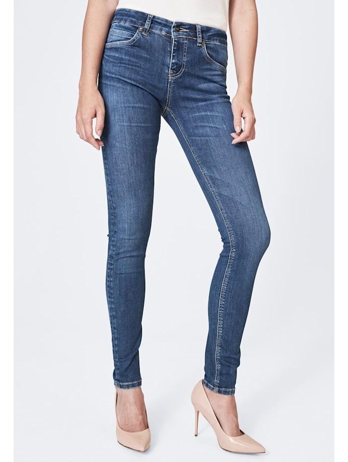 Harlem Soul Blue Jeans KAR-LIE, blue