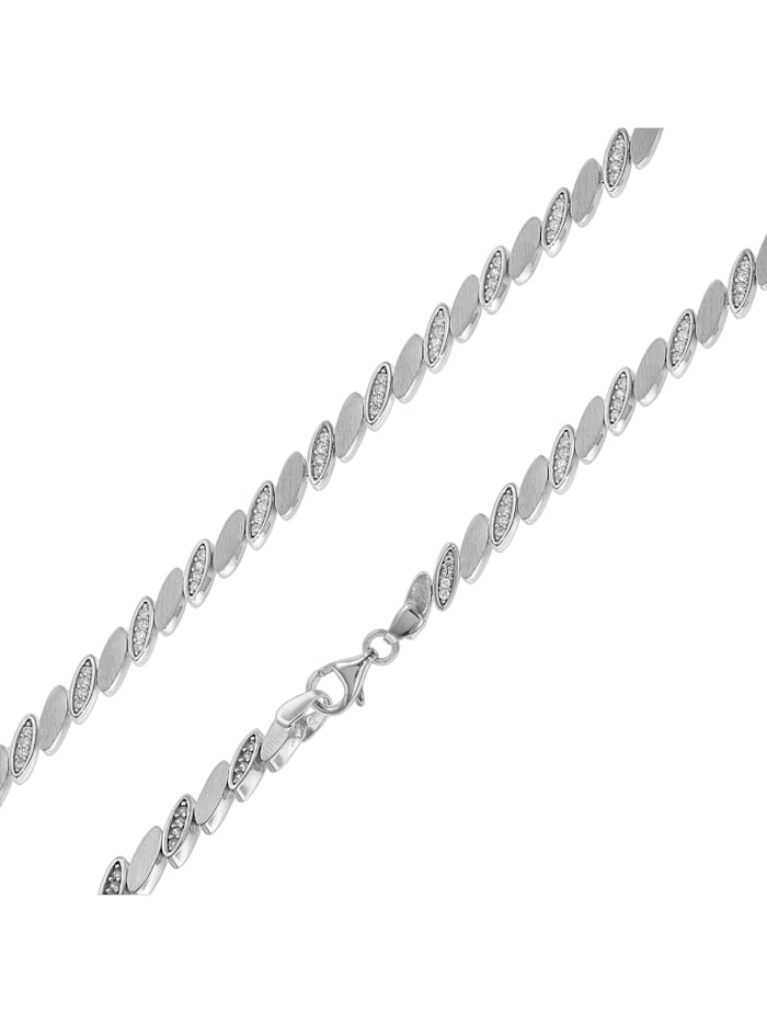 Armband für Damen Silber 925 Zirkonia