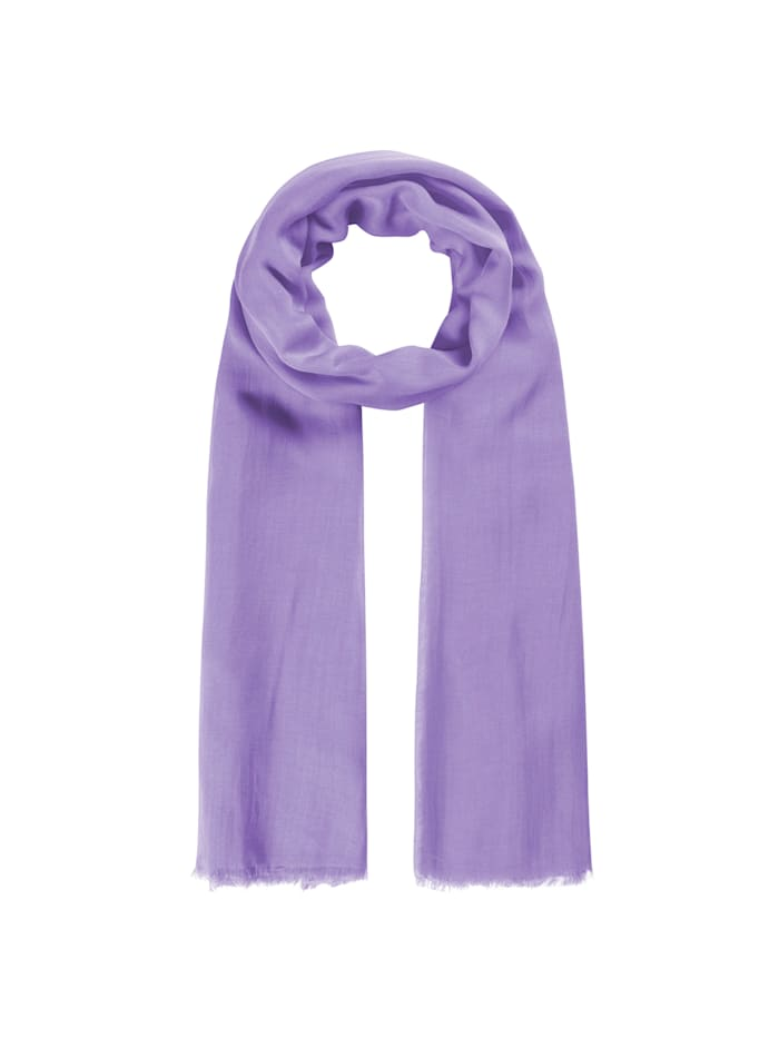 Codello Supersofter XL-Schal aus Bambus, lilac