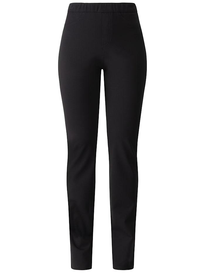 RECOVER Pants Jerseyhose, schwarz