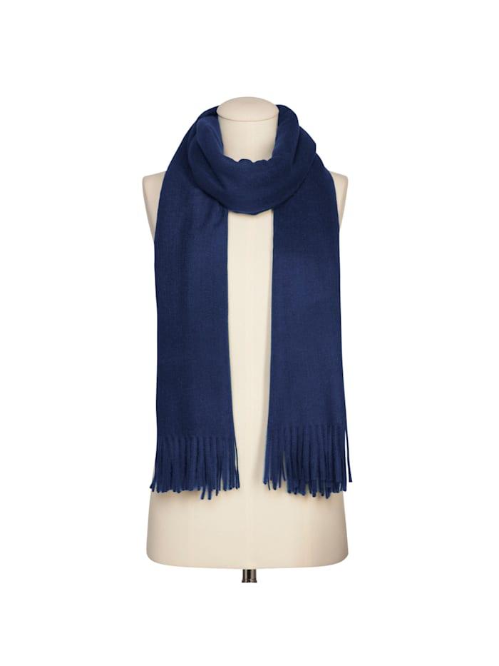 Ultrasofter XL-Schal mit Fransen