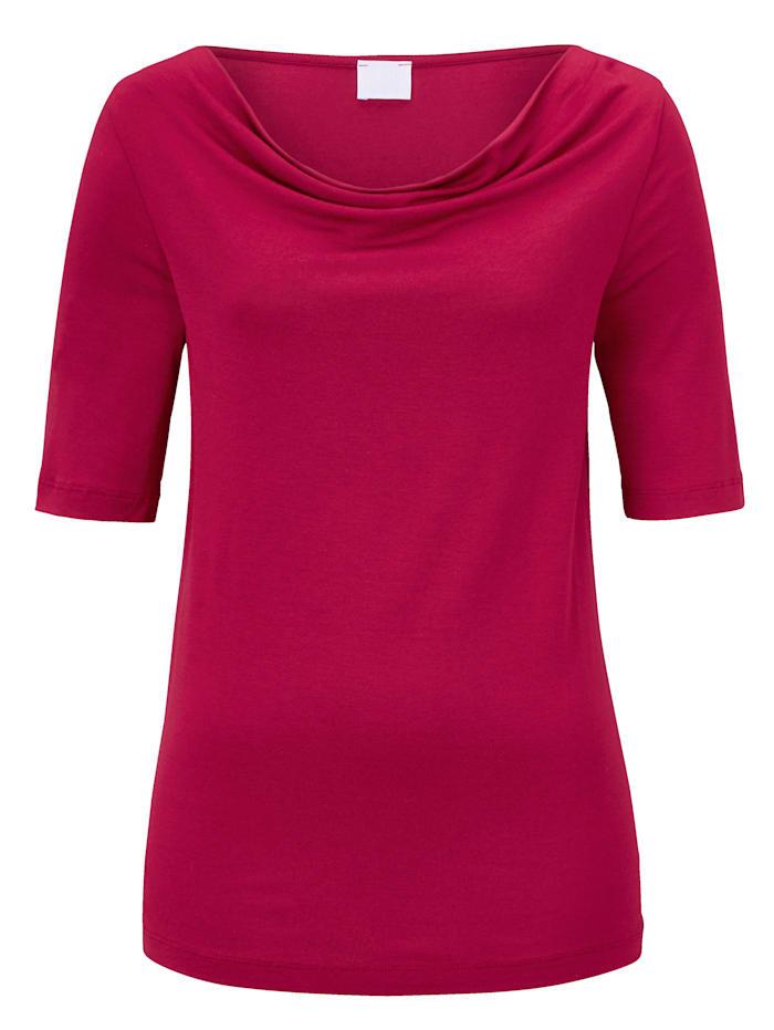 REKEN MAAR T-Shirt, Fuchsia