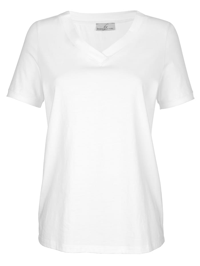 Shirt mit Cotton made in Afrika