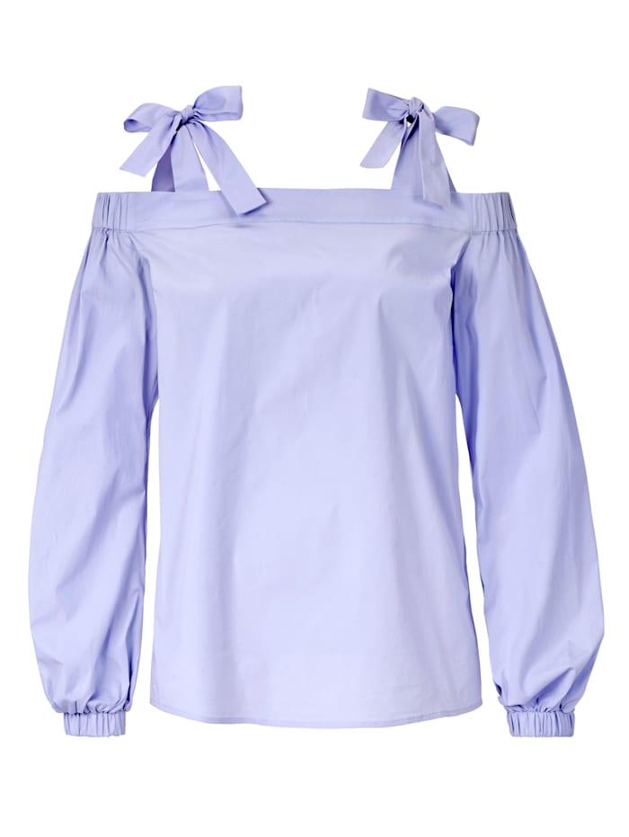MICHAEL Michael Kors Bluse, Lavendel