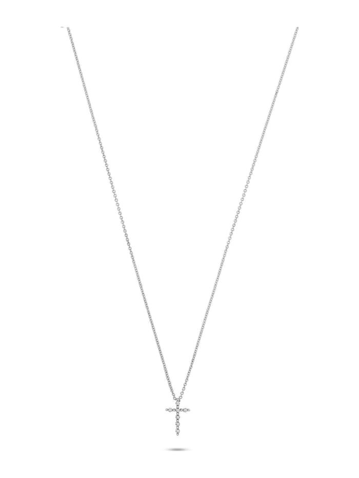 CHRIST Diamonds CHRIST Diamonds Damen-Kette 7 Diamant, weißgold