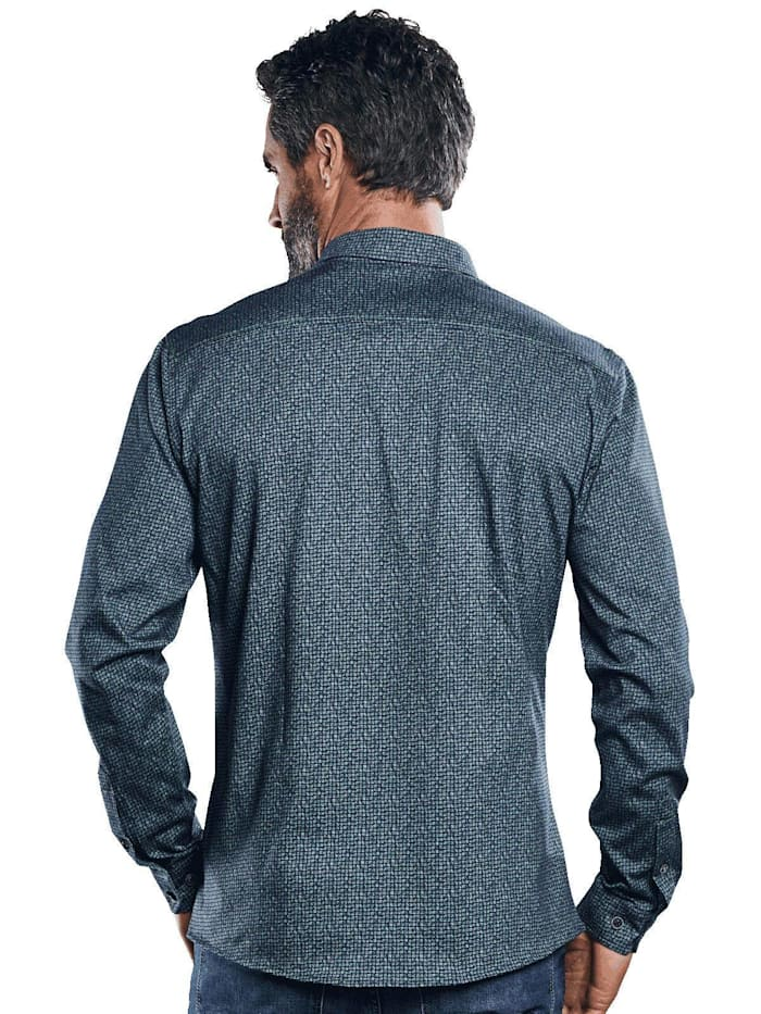 Hochelastisches Jerseyhemd