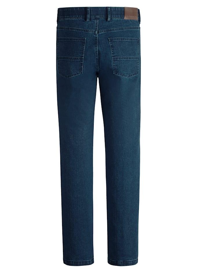 Jeans mit bequemem Komfortbund