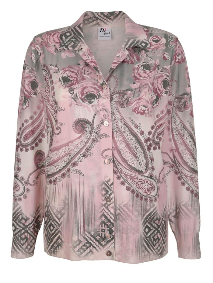 Pullover aus weicher Wollmischung
