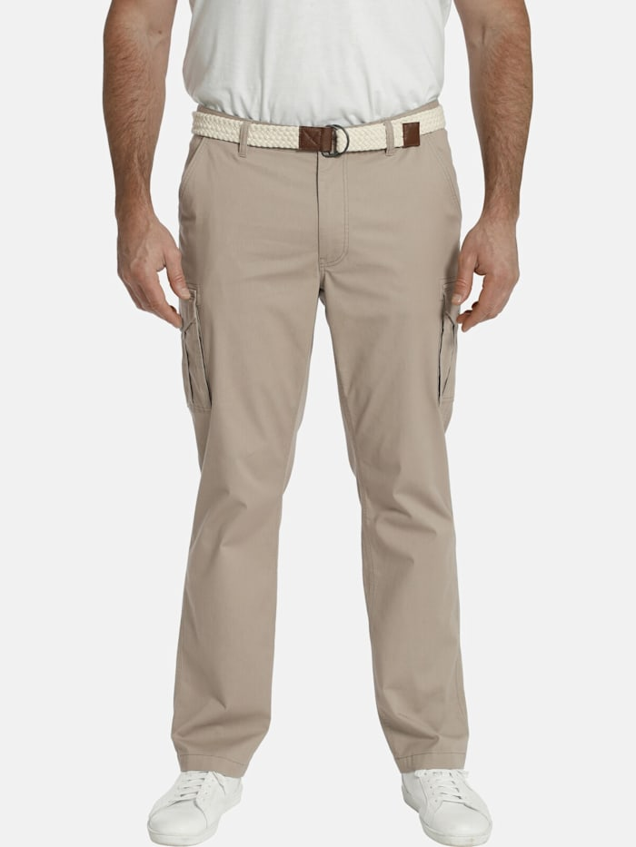 Charles Colby Charles Colby Cargohose BARON GARTH, beige