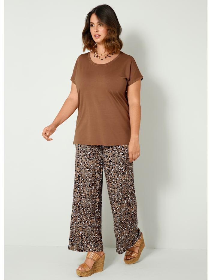 Jersey broek Comfortabel instapmodel