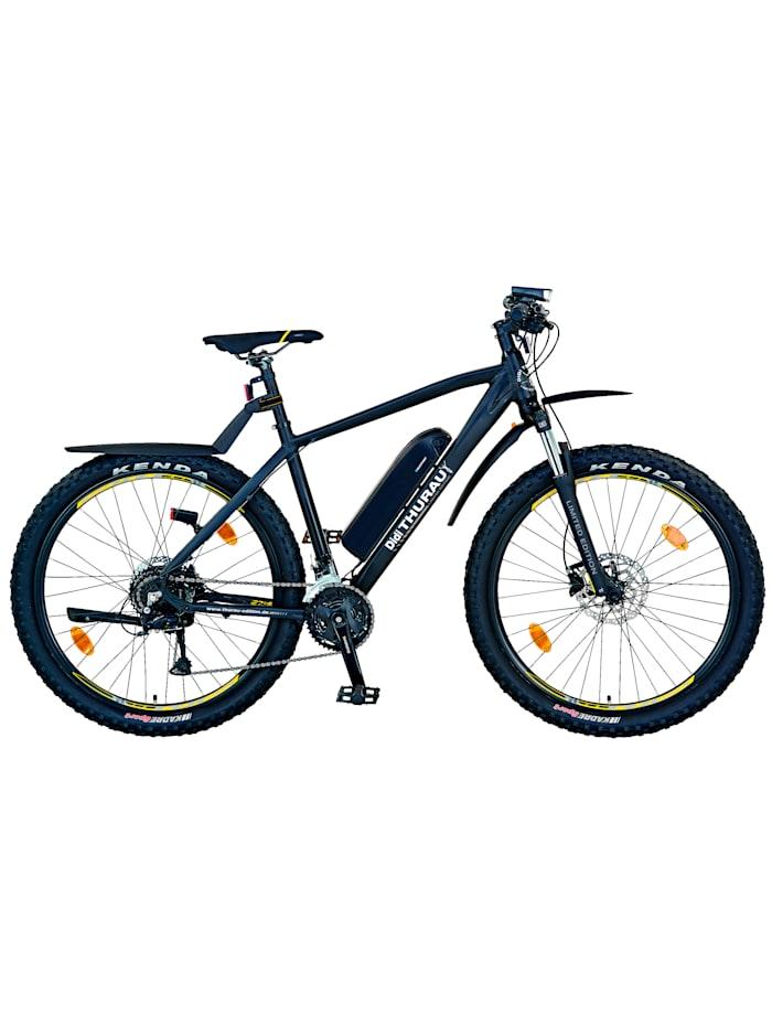 "Didi Thurau Edition DIDI THURAU EDITION E-Bike Alu-Mountain 27,5"", 36V 24G, schwarz"