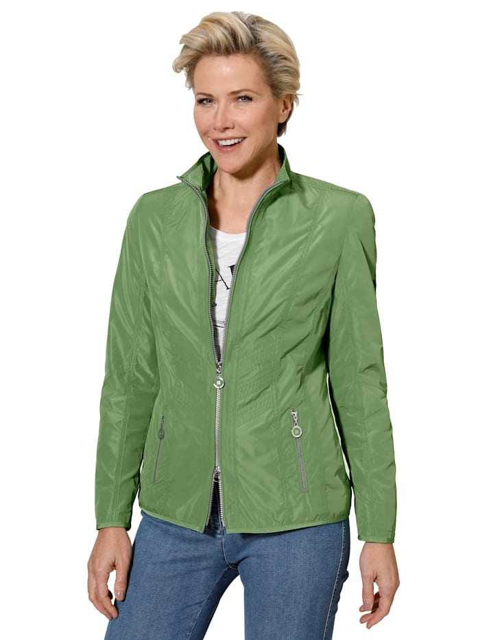 Sakový kabátek perfektní na přechodní období