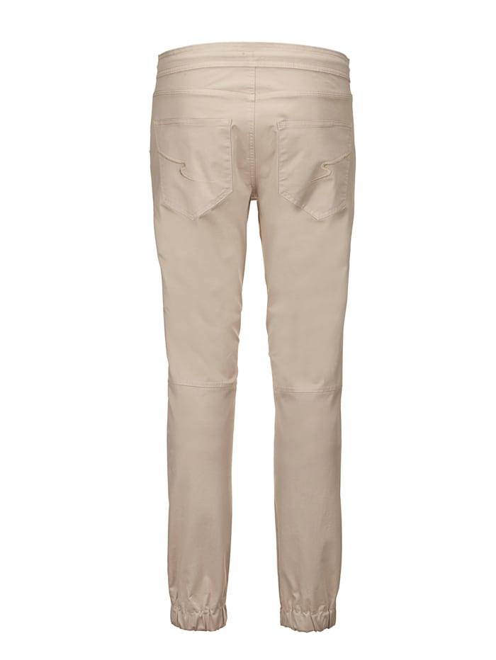 Pantalon en tissu estival