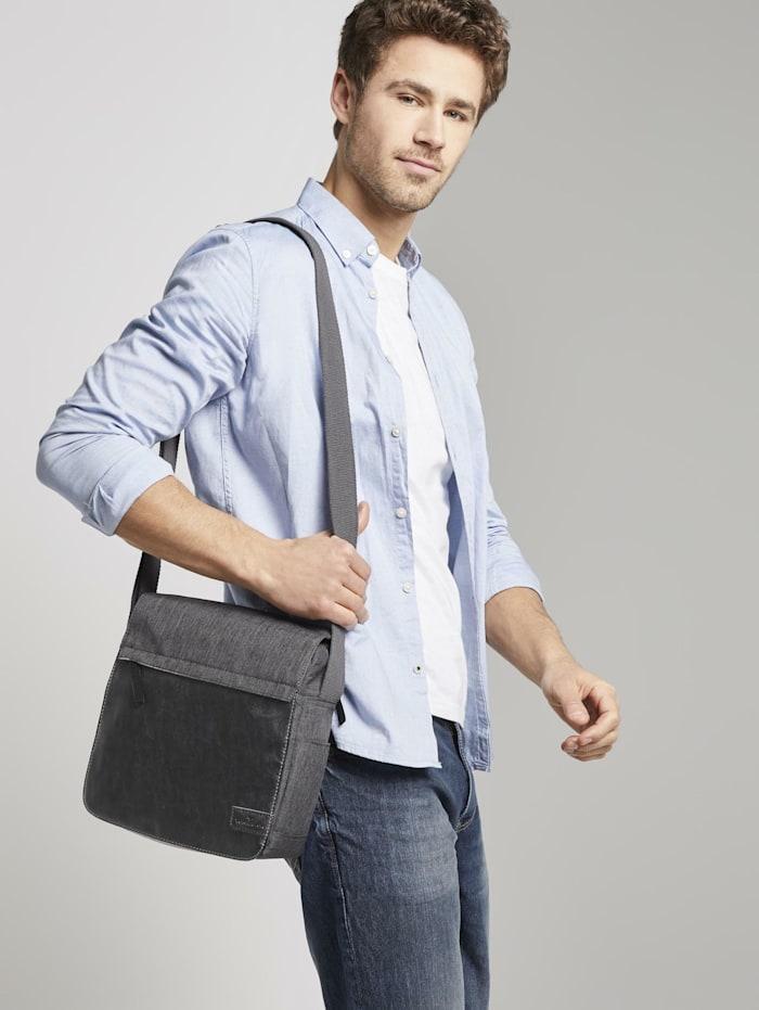 Tom Tailor Überschlagtasche Tino, dark grey