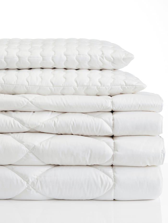 Schurwoll Bettenprogramm 'Waschwolle'