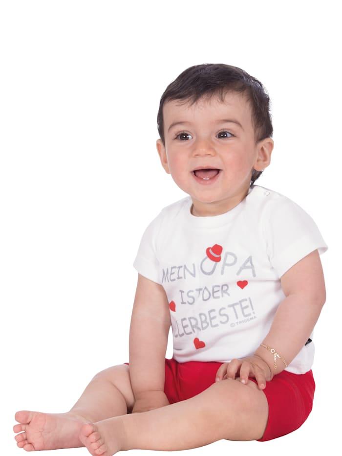 Baby T-Shirt Opas Liebling
