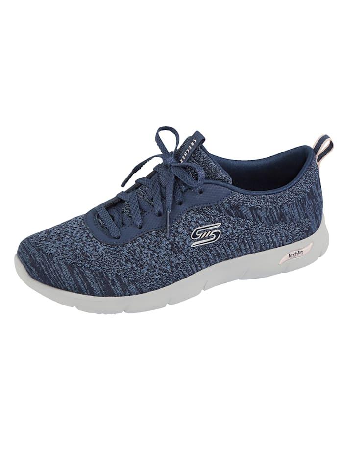 Skechers Baskets, Bleu