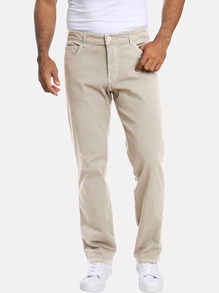 Jan Vanderstorm Jeans GUNNAR, beige