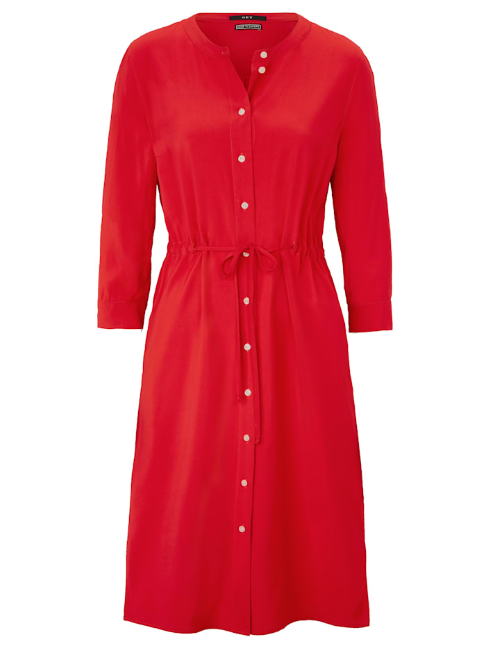 SET Blusenkleid, Rot