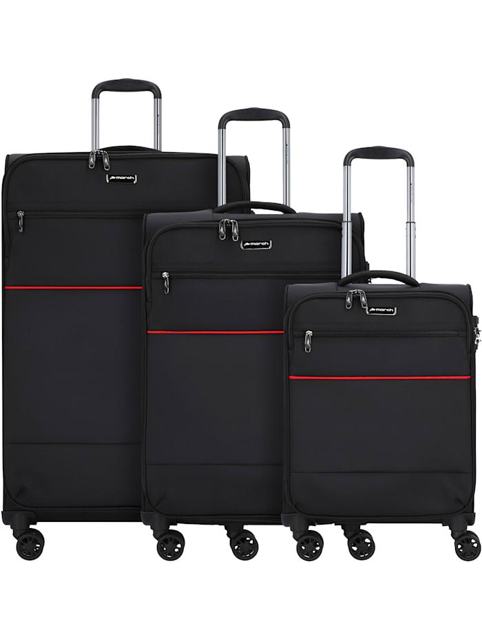Easy 4-Rollen Kofferset 3tlg. 3-teilig