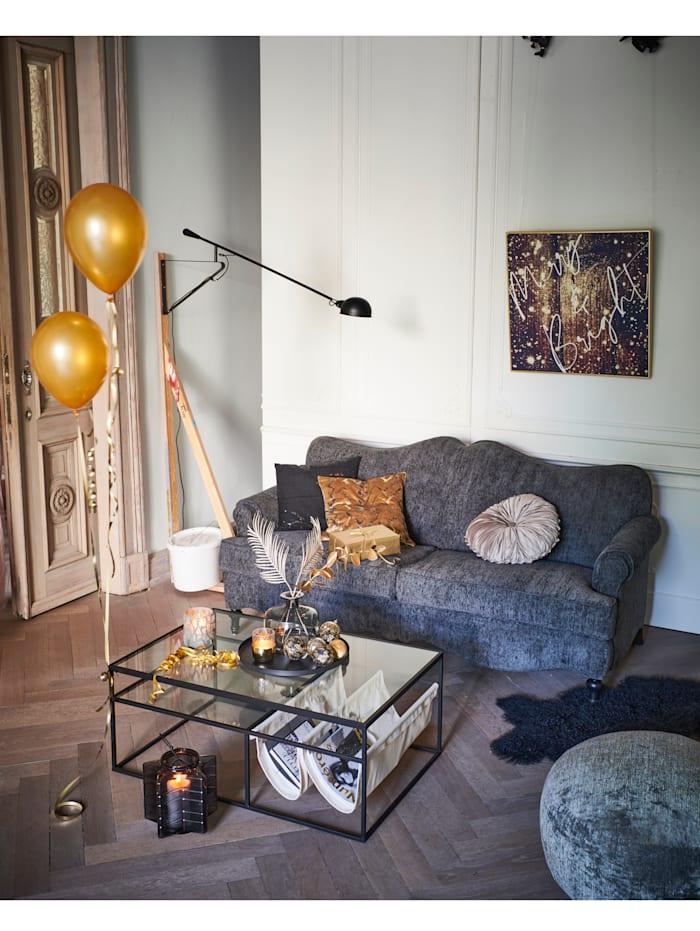 MARAVILLA Sofa, Dunkelgrau