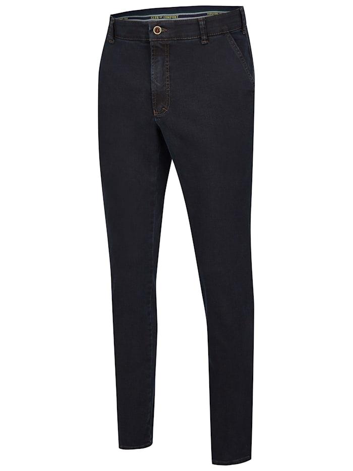 Jeans Garvey mit elastischem Komfortbund