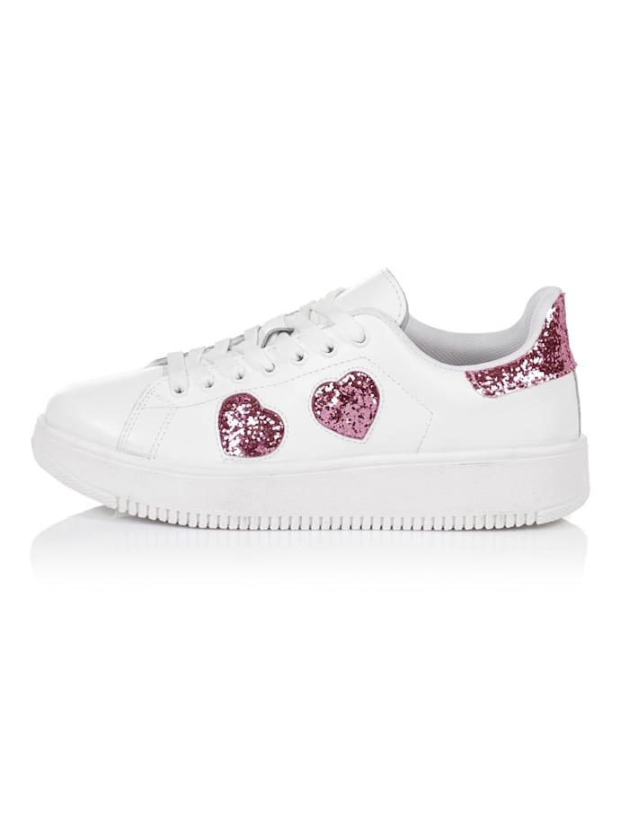 SIENNA Sneakers, Blanc