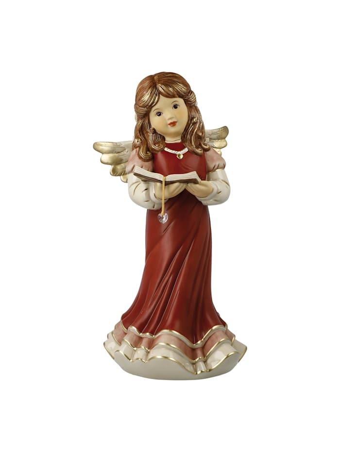 Goebel Goebel Engel Zauberhaftes Weihnachtsmärchen, bordeaux