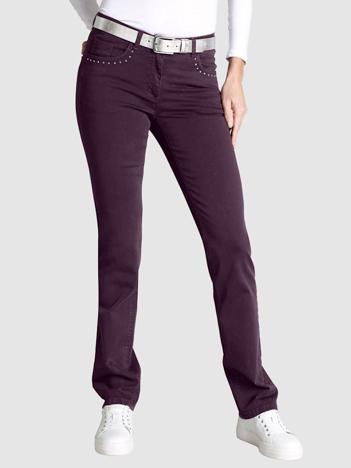 Dress In Jeans Laura Slim, Beere