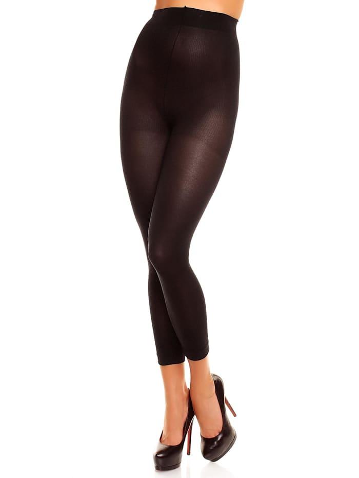 Glamory Legging GLAMORY Velvet 80, black
