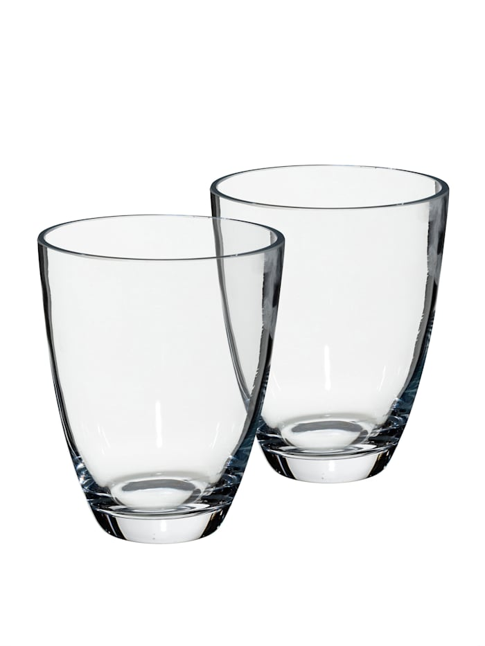 Creativ Deco Glasvasen-Set, 2tlg., Transparent