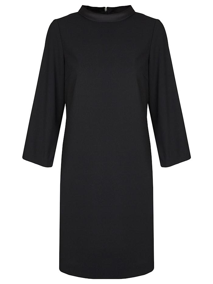 Daniel Hechter Elegantes Kleid in schlichtem Design, black