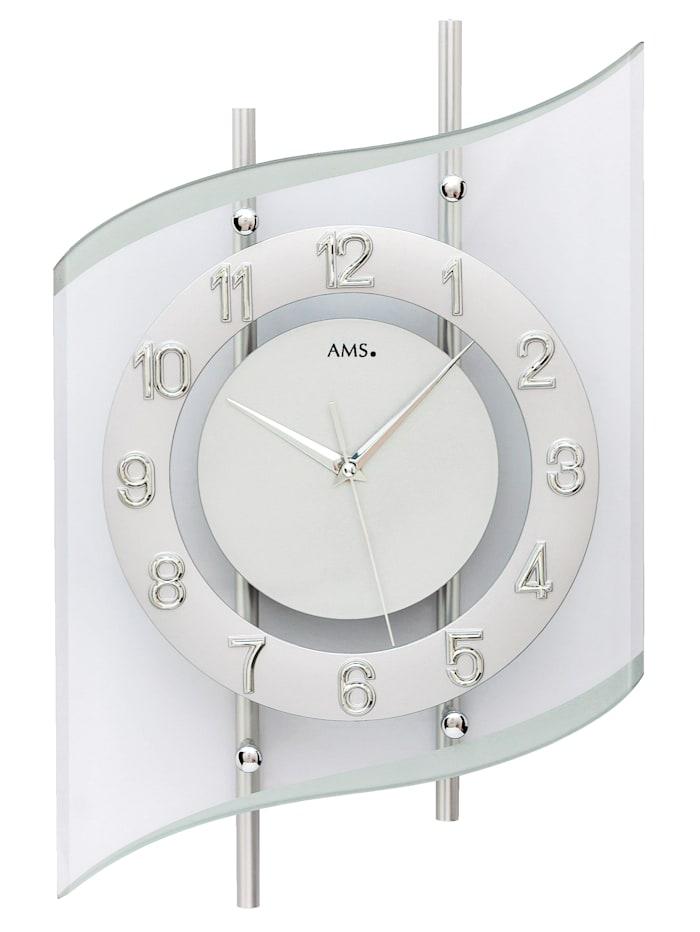 AMS Radiografische klok, Zilverkleur