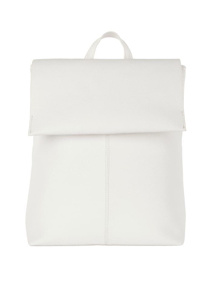 Backpack, White