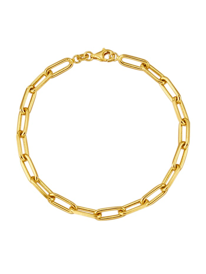 AMY VERMONT Armband vergoldet, Gelbgoldfarben