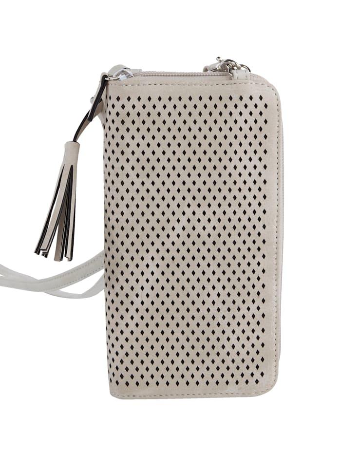 Telefoontasje inclusief kleine portemonnee
