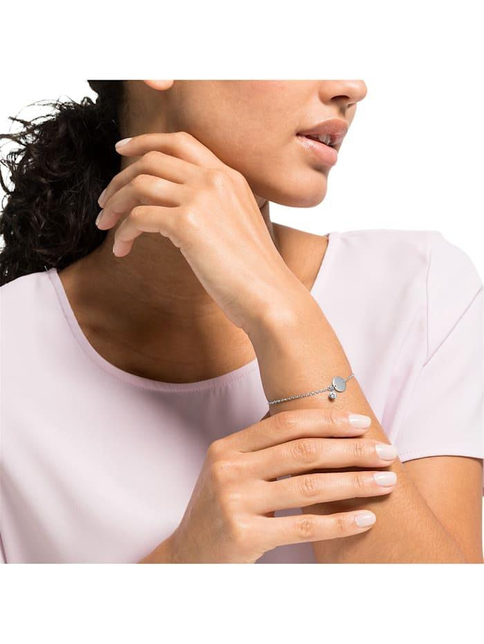 FAVS Damen-Armband 925er Silber 1 Zirkonia