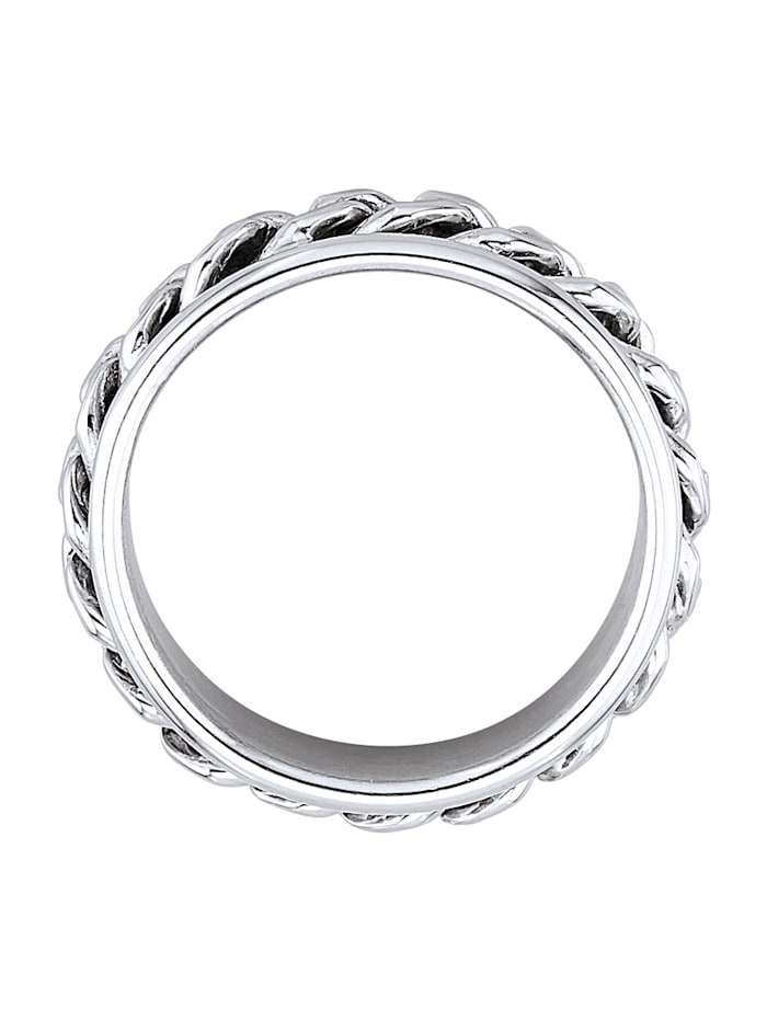 Partnerring in Silber 925