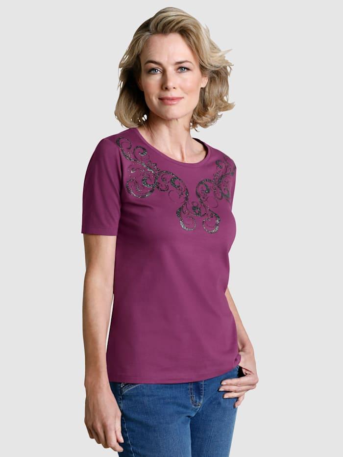 Shirt met print