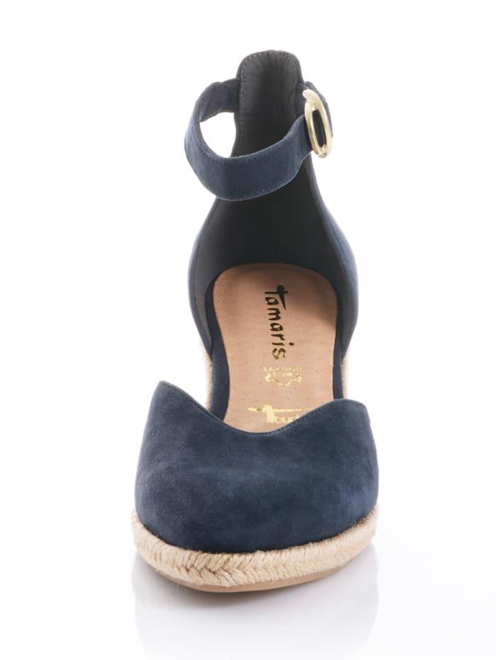 Sandalette in sportiver Optik
